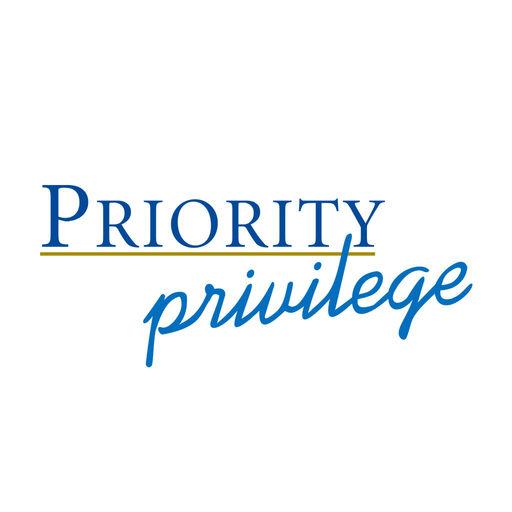 logo of priority privilege program for luxury dining in hanoi at intercontinental hanoi landmark72