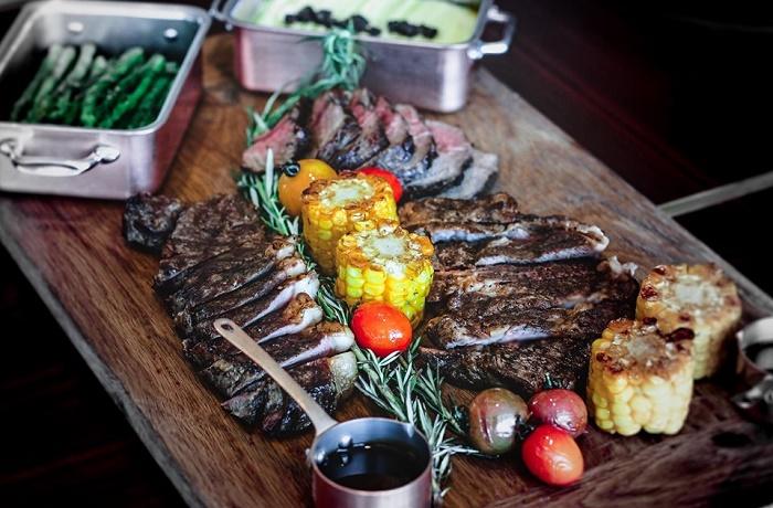 Hanoi hotel dining deal for Stellar Steakhouse