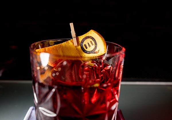 Q bar cocktail Hanoi