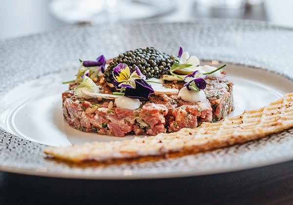 luxury dining at Stellar Steakhouse in 5-star hotel Hanoi