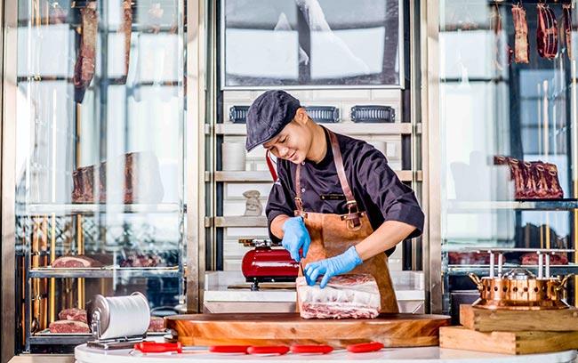 InterContinental Hanoi Landmark72 Stellar Steakhouse