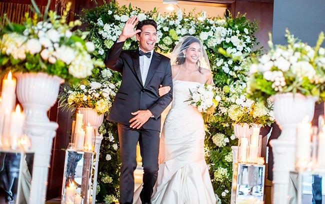 Hanoi hotel wedding