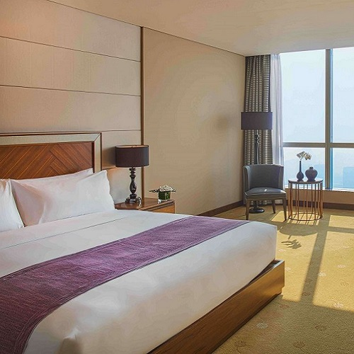 Luxurious accommodation with the Club InterContinental Rooms at InterContinental Hanoi Landmark72