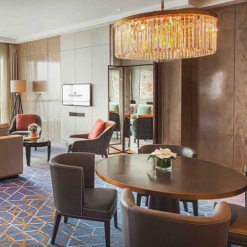 Luxurious accommodation and Club InterContinental benefits with the Premier Suite at InterContinental Hanoi Landmark72